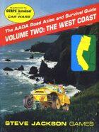 AADA Road Atlas V2: The West Coast