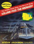 AADA Road Atlas V5: The Midwest