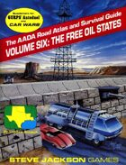 AADA Road Atlas V6: The Free Oil States