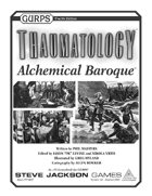 GURPS Thaumatology: Alchemical Baroque