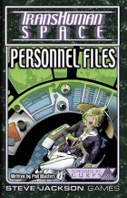 Transhuman Space Classic: Personnel Files