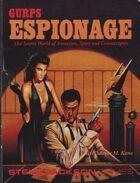 GURPS Classic: Espionage