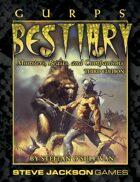 GURPS Classic: Bestiary