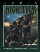 GURPS Classic: High-Tech