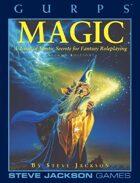 GURPS Classic: Magic