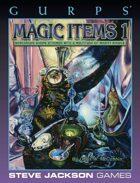 GURPS Classic: Magic Items 1