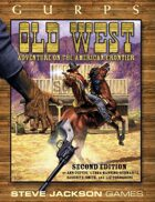 GURPS Classic: Old West