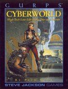 GURPS Classic: Cyberworld
