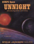 GURPS Classic: Space: Unnight