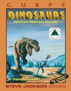 GURPS Classic: Dinosaurs
