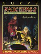 GURPS Classic: Magic Items 2