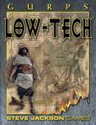 GURPS Classic: Low-Tech