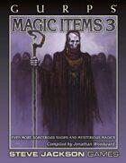 GURPS Classic: Magic Items 3