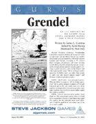 GURPS Classic: Mars: Grendel