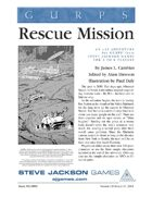 GURPS Classic: Mars: Rescue Mission