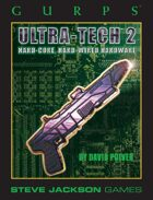 GURPS Classic: Ultra-Tech 2