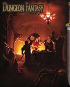 Dungeon Fantasy GM Screen