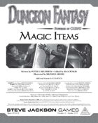 Dungeon Fantasy Magic Items