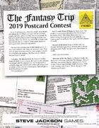 The Fantasy Trip 2019 Postcard Contest