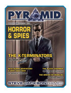 Pyramid #3/005: Horror & Spies