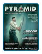 Pyramid #3/014: Martial Arts