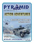 Pyramid #3/023: Action Adventures