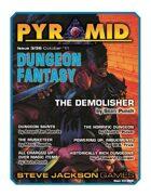 Pyramid #3/036: Dungeon Fantasy