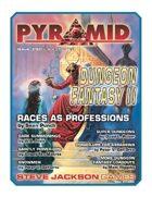 Pyramid #3/050: Dungeon Fantasy II