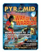 Pyramid #3/061: Way of the Warrior