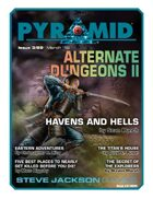 Pyramid #3/089: Alternate Dungeons II