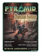 Pyramid #3/108: Dungeon Fantasy Roleplaying Game III