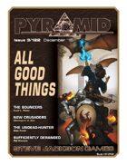 Pyramid #3/122: All Good Things