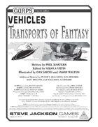 GURPS Vehicles: Transports of Fantasy