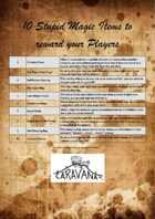 10 Stupid Magic Items to reward your Players
