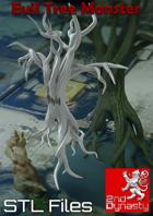 Evil Tree Monster