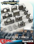 Corridor II S-Wall Tiles