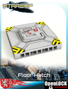 Starship Floor Hatch