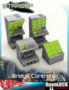 Starship Bridge Controls I