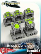 Starship Bridge Controls II