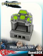 Starship Bridge Pilot Controls