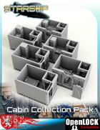 Starship Cabin Collection Pack