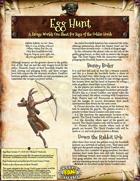 Saga of the Goblin Horde: Egg Hunt (Savage Worlds Deluxe)