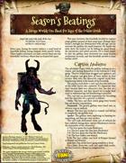 Saga of the Goblin Horde: Season's Beatings (Savage Worlds Deluxe)