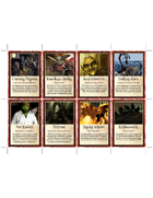 Saga of the Goblin Horde: Adventure Cards (Savage Worlds Deluxe)