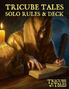 Tricube Tales: Solo Rules & Deck