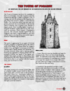 The Tower of Fogaren: A Children of the Apocalypse Adventure