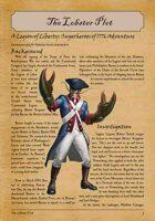 The Lobster Plot: A Legion of Liberty Adventure