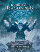 Journey To Ragnarok - The Rune Thief: 1.Blood Stained Snow