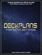 Deckplans for Sci Fi Settings