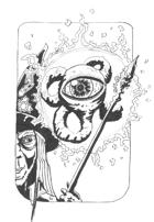 Conundrum, 5e Monster, Hildy's Twisted Arcana